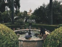 La belleza vive en los patios de Viana